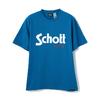 Schott BASIC LOGO T-SHIRT 3103126画像