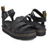 Dr.Martens BLAIRE GLADIATOR SANDAL BLACK HYDRO LEATHER 24235001画像
