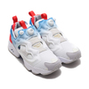 Reebok INSTAPUMP FURY OG NM WHITE/HUMBLE BLUE/STEARING GRAY EH3255画像