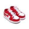 JORDAN BRAND JORDAN 1 LOW ALT (TD) GYM RED/GYM RED-WHITE CI3436-611画像