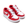 JORDAN BRAND JORDAN 1 LOW ALT (PS) GYM RED/GYM RED-WHITE BQ6066-611画像