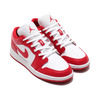 JORDAN BRAND AIR JORDAN 1 LOW (GS) GYM RED/GYM RED-WHITE 553560-611画像