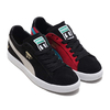 PUMA Clyde THE HUNDREDS PUMA BLACK-PU 371383-01画像