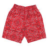 COOKMAN Chef Short Pants PAISLEY RED画像