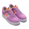 NIKE WMNS AIR FORCE 1 '07 SE VIOLET STAR/ORANGE PULSE-LT ARCTIC PINK CJ1647-500画像