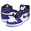 NIKE AIR JORDAN 1 RETRO HI OG court purple/black-white 555088-500画像