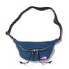 THE NORTH FACE PURPLE LABEL MESH WAIST BAG TEAL BLUE NN7013N画像