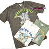 "TOYS McCOY MILITARY TEE WILE E. COYOTE ""HUNGRY TO FLY"" TMC2018画像"