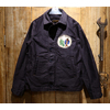 "FREEWHEELERS UNION SPECIAL OVERALLS DECK WORKER JACKET ""U.D.T.-11 CREW CUSTOM"" Vintage High Density Jungle Cloth 2021009画像"