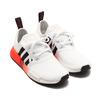 adidas NMD_R1 FOOTWEAR WHITE/CORE BLACK/SOLAR RED FV3648画像