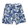 THE NORTH FACE PURPLE LABEL COOLMAX® Camouflage Webbing Belt Shorts NT4500N画像