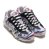 NIKE AIR MAX 95 CTRY SUMMIT WHITE/BLACK-ROYAL TINT-RACER PINK CW2359-100画像
