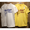 Cushman RECYCLE COTTON TEE FAST FREDDY 26616画像