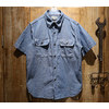 """JELADO PRODUCTS """"S/S CHAMBRAY SHIRTS"""" JP94104画像"""