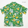 "SUN SURF S/S RAYON HAWAIIAN SHIRT ""ALOHA HAWAII"" SS38313画像"