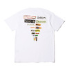 Carhartt S/S BACKPAGES T-SHIRT WHITE I027757-0200画像