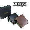 SLOW S0660G round short wallet - Herbie Leather -画像
