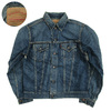 WAREHOUSE 2ND-HAND 2003 DENIM JACKET(USED WASH 濃)画像