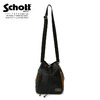 Schott DRAWSTRING BAG 410920151画像
