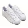 adidas SUPERSTAR W FOOTWEAR WHITE/FOOTWEAR WHITE/FOOTWEAR WHITE FV3445画像