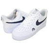 NIKE AIR FORCE 1 LV8 UTILYTY white/obsidian-lt smoke grey CW7579-100画像