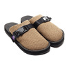 THE NORTH FACE PURPLE LABEL KNIT SANDAL BEIGE× nanamica NF5001N-BE画像