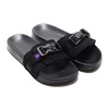 THE NORTH FACE PURPLE LABEL LEATHER SANDAL BLACK NF5000N-K画像