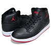 NIKE JORDAN ACCESS black/gym red-white AR3762-001画像