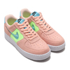 NIKE WMNS AIR FORCE 1 '07 SE WASHED CORAL/ORACLE AQUA-GHOST GREEN CJ1647-600画像