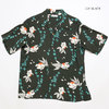 "SUN SURF S/S RAYON HAWAIIAN SHIRT ""GOLD FISH WITH LUCK"" SS38314画像"