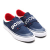 DC SHOES TRASE TX SP NAVY/RED DM202032-NRD画像
