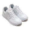 new balance ML574SNA WHITE画像
