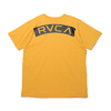RVCA RVCA MC TEE GOLD BA041251画像