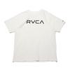RVCA BIG RVCA TEE WHITE BA041249画像