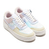 NIKE W AF1 SHADOW SUMMIT WHITE/GHOST-GLACIER BLUE-FOSSIL CI0919-106画像