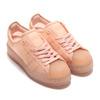 adidas SUPERSTAR JELLY W VAPOR PINK/VAPOR PINK/FOOTWEAR WHITE FX2988画像