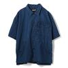 Schott × REMI RELIEF × UncutBound ユーティリティ半袖シャツジャケット画像