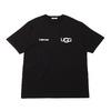 UGG UGG TOKYO BIG TEE BLACK 20SS-UGTP02画像