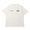 UGG UGG TOKYO BIG TEE WHITE 20SS-UGTP02画像