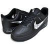 NIKE AIR FORCE 1 LV8 UTILITY SKETCH black/white-black CW7581-001画像