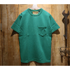 FREEWHEELERS ULTIMA THULE EQUIPMENT HEAVY WEIGHT SET-IN SHORT SLEEVE POCKET T-SHIRT 2025021画像