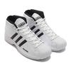 adidas Pro Model 2G FOOTWEAR WHITE/CORE BLACK/FOOTWEAR WHITE EF9824画像