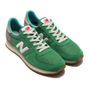 new balance U220DC2 GREEN画像