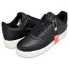 NIKE AIR FORCE 1 07 PREMIUM blk/blk-safety org-sail CK4392-001画像