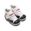 CONVERSE BABY ALL STAR N TOMICA MT V-1 パトロールカー 37300791画像