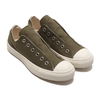 CONVERSE ALL STAR MILITARY SLIP OX OLIVE 31302652画像