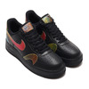 NIKE AIR FORCE 1 '07 LV8 BLACK/MULTI-COLOR-BLACK CK7214-001画像