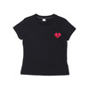PUMA DIGITAL LOVE TEE PUMA BLACK 597385-01画像
