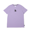 PUMA × MR DOODLE RELAXED TEE PURPLE ROSE 598649-88画像