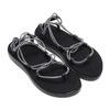 Teva VOYA INFINITY STRIPE BLACK/BRIGHT WHITE 1106866B-BBWHT画像